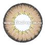 Цветные линзы EOS Briller Brown Фото 3